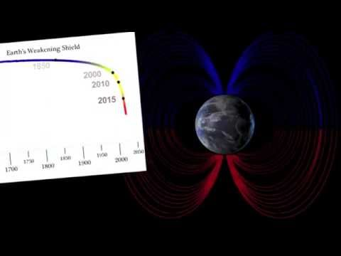 MAGNETICREVERSAL.org - Weakening of Earth