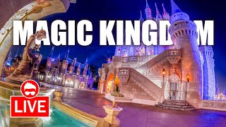 🔴 Live: A Fun Evening at Magic Kingdom | Walt Disney World Live Stream