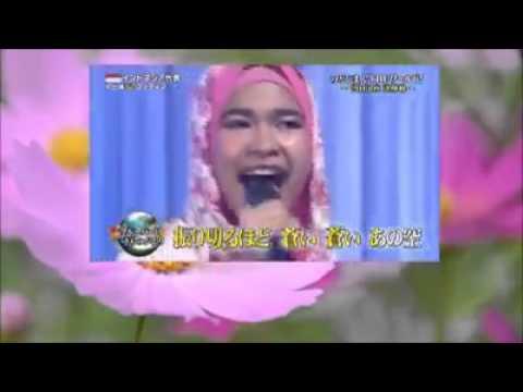 Fatimah Penyanyi Lagu Naruto Indonesia (Ikimono Gakari Blue Bird) Dinyanyikan Indonesia