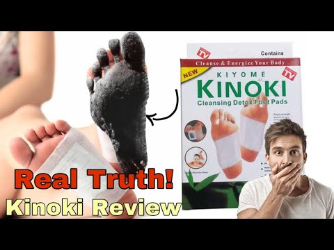 KINOKI REVIEW: CLEANSING DETOX FOOT PADS | REAL TRUTH EXPOSED!