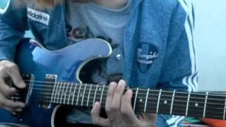 Kotak - Beraksi cover guitar