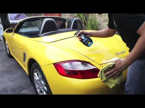 G3 Turbo Detailer เช็ดฝุ่น ทำความสะอาดระหว่างอาทิตย์