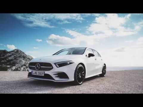 The new Mercedes Benz A Class 2018  World Premiere   Reveal