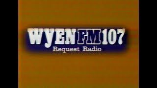 "WYEN FM 107 - ""Request Radio"" (Commercial, 1979)"