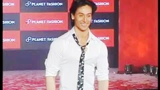 Tiger Shroff talks about his upcoming film Baaghi and Flying Jat