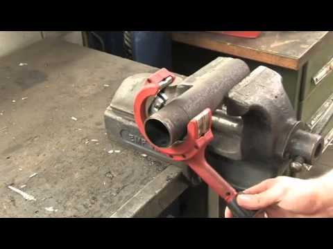Application Video Ratchet Pipe Cutter,67mm KS Tools 104.5050