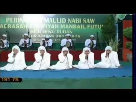 [ya sayida sadat] MQ MUHASABATUL QOLBI Jombang 2016
