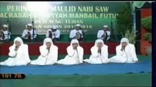 ya sayida sadat mq muhasabatul qolbi jombang 2016