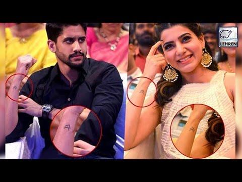 Naga Chaitanya & Samantha's Cute LOVE Tattoo Mp3