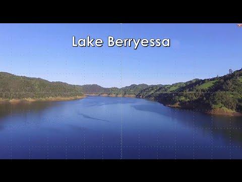 Lake Berryessa & Putah Creek  Napa Ca