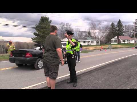 Stop DWI Drill in Berne, NY
