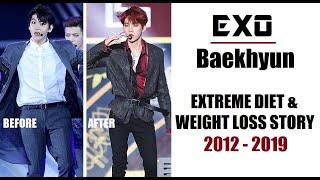 Download EXO Baekhyun Weight Loss 2012 - 2019