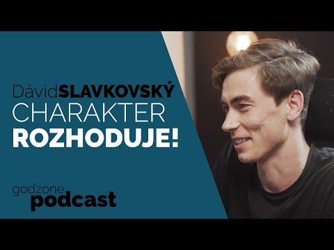 CHARAKTER ROZHODUJE! - DÁVID SLAVKOVSKÝ PART 2 | GODZONE PODCAST