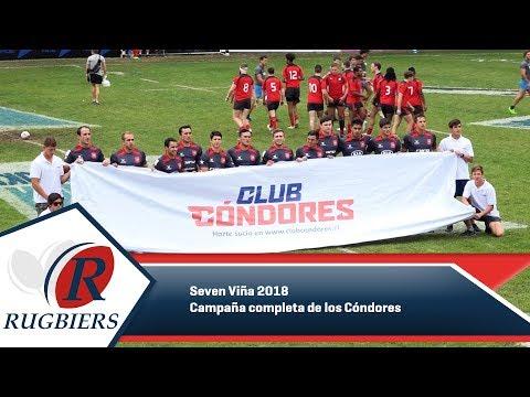 Rugbiers TV - Seven Viña 2018 Torneo Selecciones - Campaña de los Cóndores