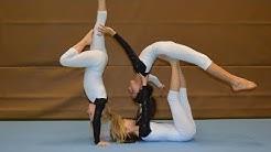 Akrobatik lernen mit den Traumfängern 2 - Partnerakrobatik