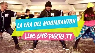 La Era Del Moombahton | Zumba® with ZES Prince Paltu-ob | Live Love Party