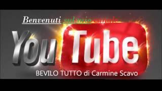 BEVILO TUTTO di Carmine Scavo