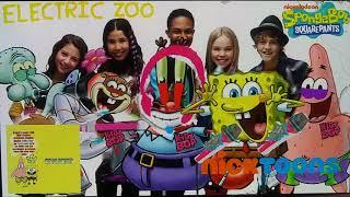 SPONGEBOB SQUAREPANTS & KIDZ BOP Kids - Electric Zoo (SPONGEBOB SQUAREPANTS THE YELLOW ALBUM)