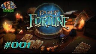 Fable Fortune [Let's Play/german] Entscheidung zwischen Gut und Böse #001