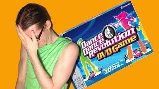 DDR DVD Game
