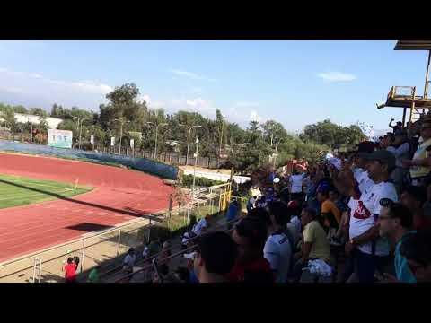 Salida de Deportes Melipilla vs Santiago Morning 27-2-2018