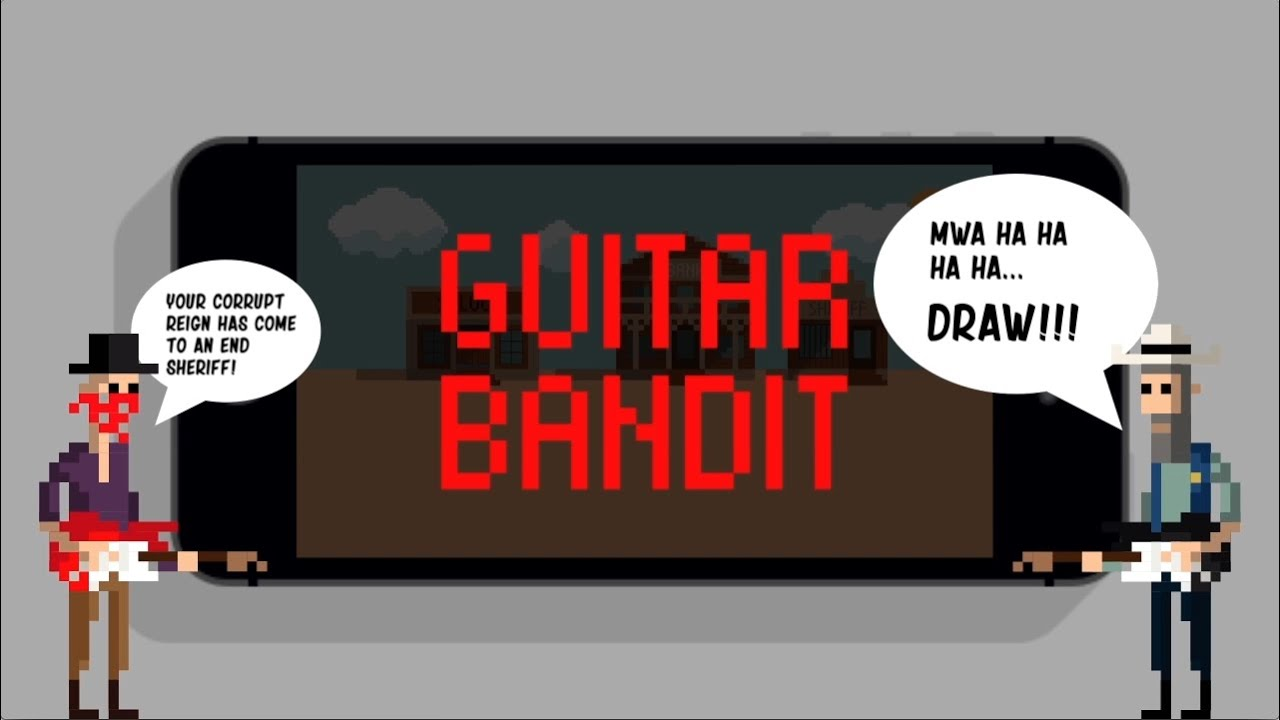 Guitar Bandit App