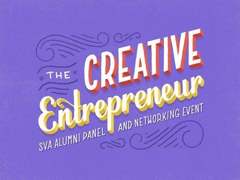 Creative Entrepreneur SVA Alumni Panel