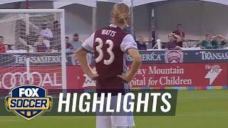Colorado Rapids vs. D.C. United | 2017 MLS Highlights