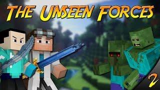מיינקראפט   The Unseen Forces - פרק 2