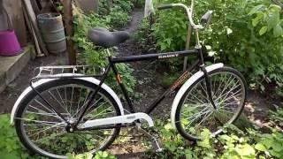 "Велосипед Orion Romet - Орион Ромет мужской 28"", типа украина, аист, мужской, обзор"