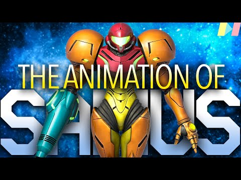 The Animation Of Samus | Video Game Animation Study