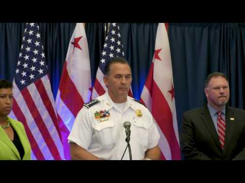 Press Conference: Mayor Bowser & Chief Newsham Discuss the Sheridan Circle Incident