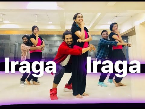 Iraga Iraga Video Song dance | Naa Peru Surya Naa Illu India Songs | Allu Arjun | saadstudios