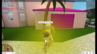 My new Bloxburg Barbie Life In the drem house!! (roblox)