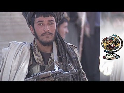 The Taliban's Iron Fist Over Afghanistan (2001)