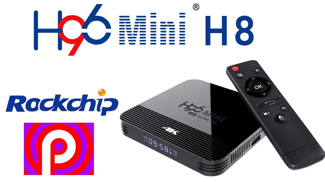 Download H96 Mini H8 Rockchip RK3228A Android 9 TV Box Review
