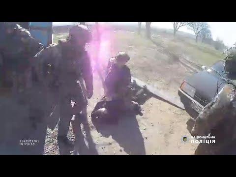 Оперативники ДКР затримали групу розбійників і попередили напад на банк в Одесі
