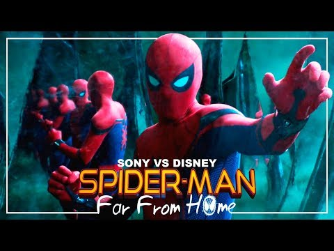SPIDER-MAN: LEJOS DE CASA - Review (Sony vs Disney)