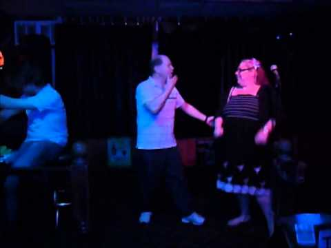 ASL with karaoke song is fuck you