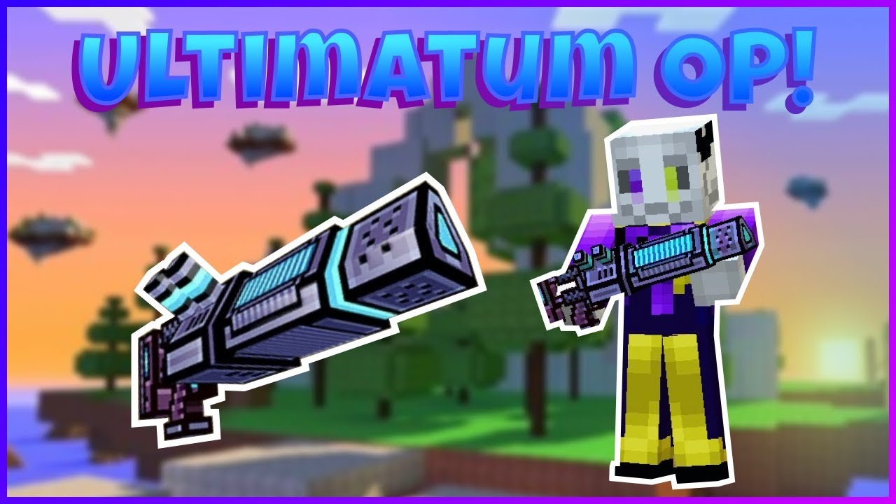 ULTIMATUM GOES CRAZY?! [Review & Gameplay]
