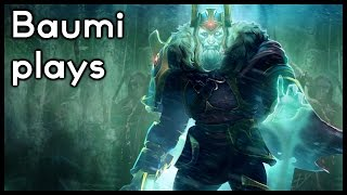 Dota 2 | THE BIGGEST FUCK UP OF ALL TIME!! | Baumi plays Wraith King