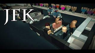 JFK Assasination ( A Roblox Tribute Video)