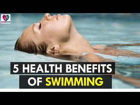 5 health benefits of swimming - health Sutra
