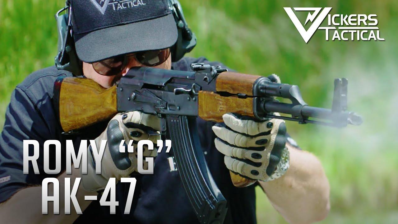 "Romy ""G"" AK-47"