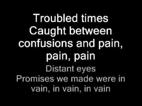 Journey-Separate Ways (Worlds Apart) Lyrics