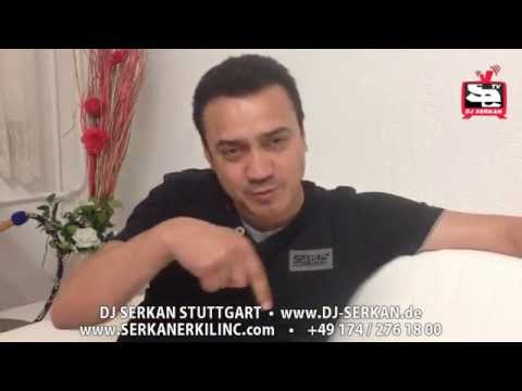 Sinan Yılmaz @ DJ Serkan Erkılınc Studio (Interview) www.DJSERKAN.de