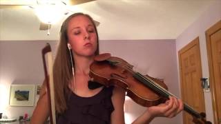 X Ambassadors - Renegades - Cover by Allison Smith