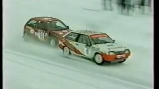 2-й этап чемпионата России по трековым гонкам. 1999. Раменское