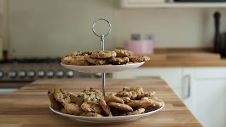 Chewy Gooey Chocolate Chip Cookies