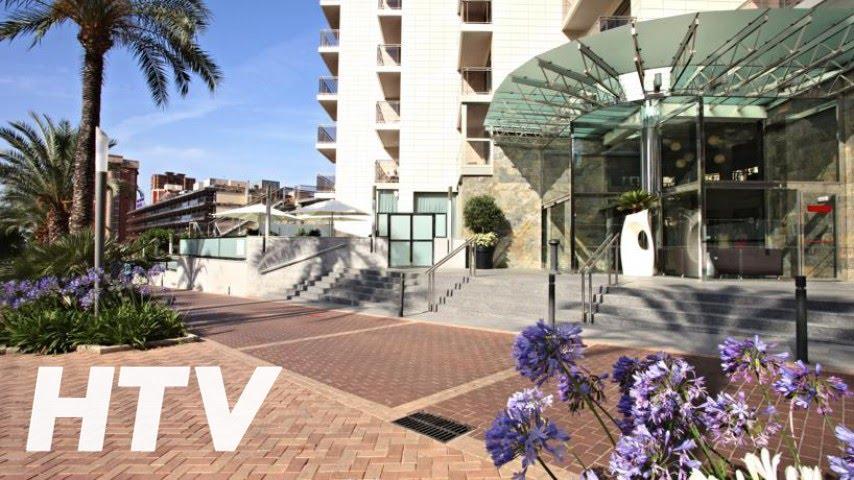 Sandos Monaco Beach Hotel Spa S Only All Inclusive En Benidorm
